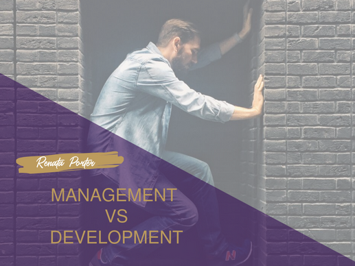 Management vs Development