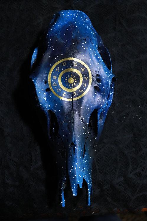 Astral Elk Skull