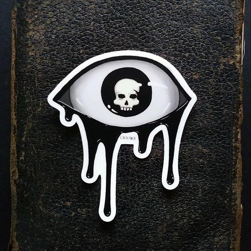 Death's Eye Sticker