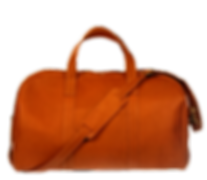 SMALL LEATHER DUFFLE