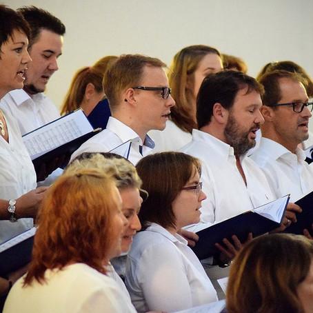 Gemeinsames Konzert der Chöre des Kreis-Chorverbandes