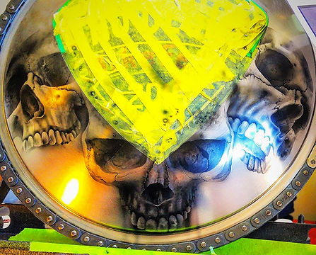 Airbrushed Skulls Pictures, Airbrushed Skull Helmet, Airbrushed Skulls on Motorcycle, Airbrushed Skull Flames, Airbrushed Skull And True Fire Artwork, Airbrushed Skull Step By Step, Airbrushed Skull For Beginners, Airbrushed Skull Classes, Learn To Airbrush Skulls Las Vegas