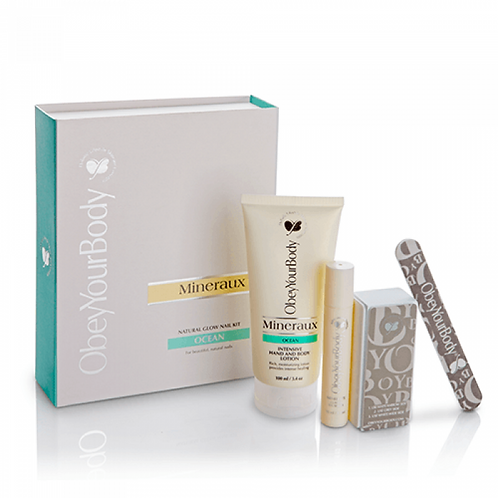 Obey You Body Hand Perfection Nail Care- NEW OCEAN