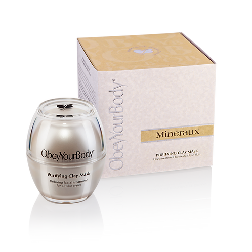 MINERAUX COLLECTION PURIFYING CLAY MASK 50ml