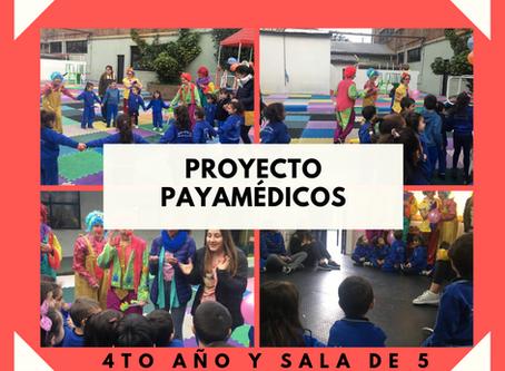 4to Año Secundaria - Proyecto Payamédicos