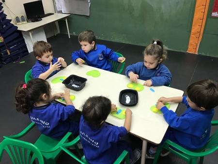 Proyecto Literario en la sala de 3 Jirafas
