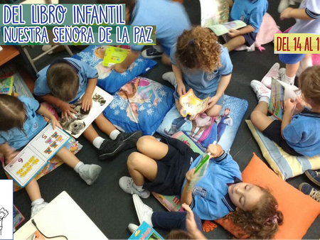 Feria del Libro Infantil en Nuestra Señora de la Paz