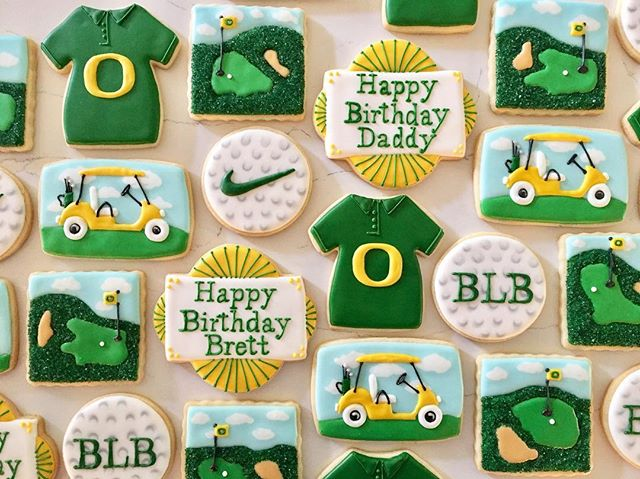 It's your birthday_  You're a duck, you like golf and Nike_  Gotcha covered 👍🏼_#happybirthdaybrett