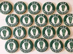OES Lacrosse! _#trophybaking #customcookies #oes #pdxcookies #portland #oeslacrosse _lhkellogg
