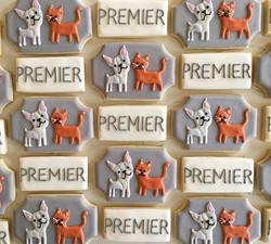 Thank you Premier Press for this cute order #trophybaking #customcookies #icedcookies #portland _pre