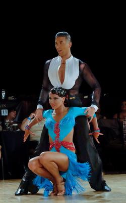 Adult Rumba Professional Dance