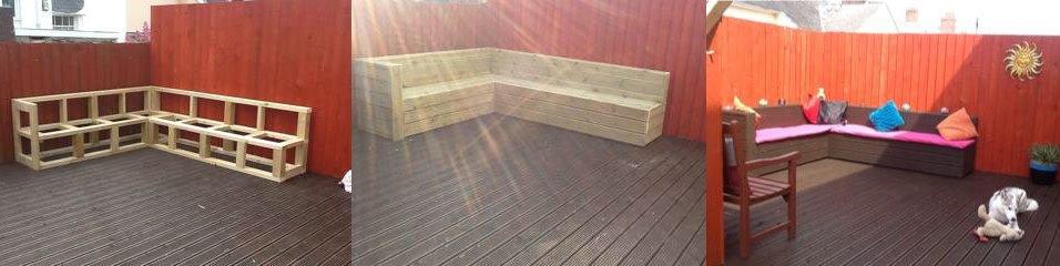 Decking-Bench