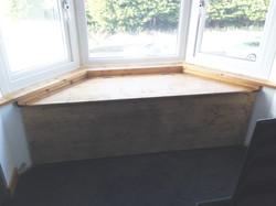 Window Storage Unit