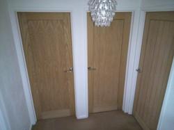 Genoa Oak Doors