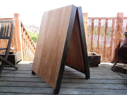 Large A Board