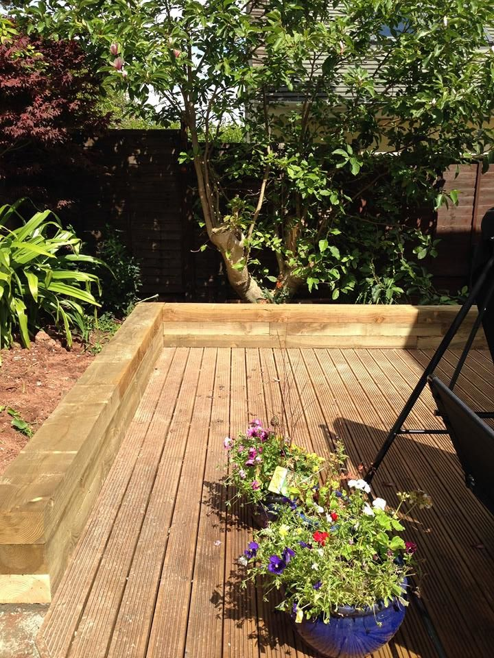 Decking/Sleepers