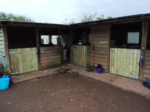 Bespoke Made Stable Doors