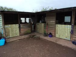 Bespoke Made Stable Doors