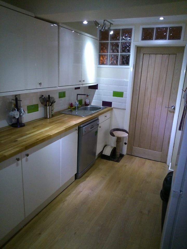 Oak Worktop, Flooring, Doors & Tiles