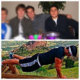 Transformation workout