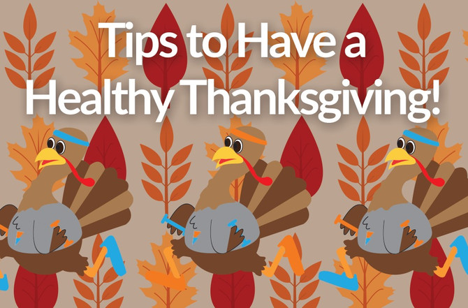 My Tips For A Healthier Thanksgiving