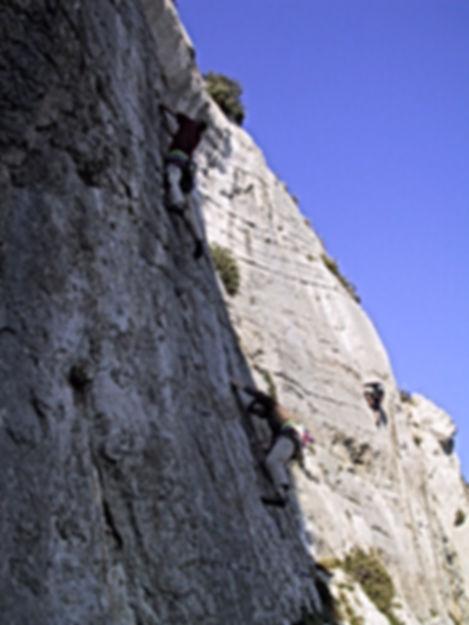 Training der DiBaB GmbH die Bergsteiger am Bau
