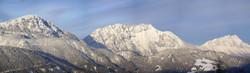Bergsteiger Dresden lieben die Berge