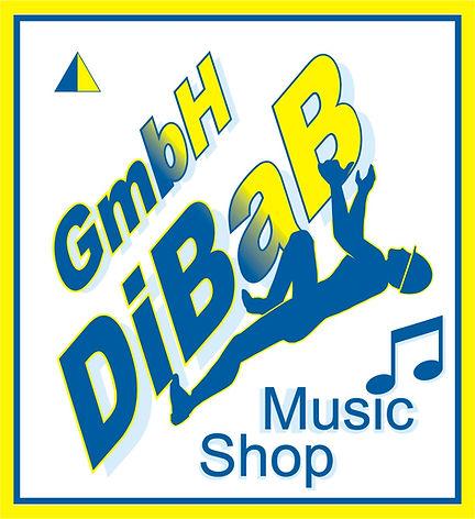 Logo-Rechteck vom DiBaB - Music - Shop André Hüller