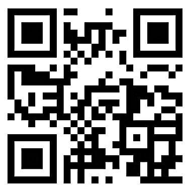 QR - code der DiBaB GmbH die Bergsteige am Bau & Music - Shop Andre Hüller