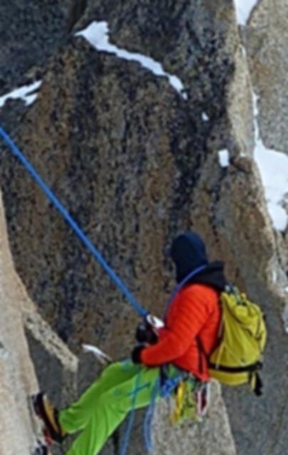 Bergsteiger, Dachsteiger, Industrieklett