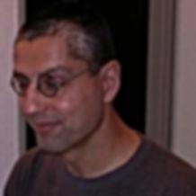 19990530 André Hüller beim Programmieren