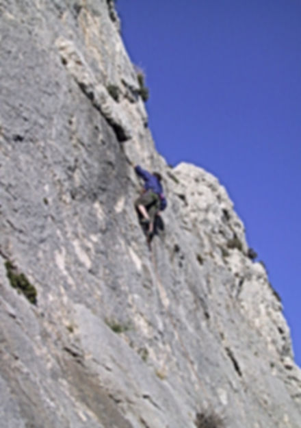 Bergsteiger Training der DiBaB GmbH die Bergsteiger am Bau