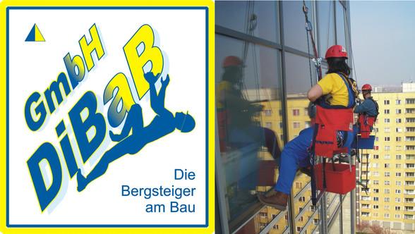 Bergsteiger, Dachsteiger, Industriekletterer, André Hüller, Dresden
