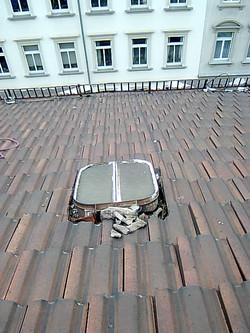 Dachschaden Dresden