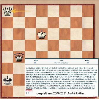 20210602 Weiß gewinnt gegen Fritz-KI im