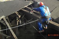 Dachsteiger Dresden, Dachreparatur Dresden, Dacharbeit ohne Gerüst Dresden, Dach reparieren Dresden,