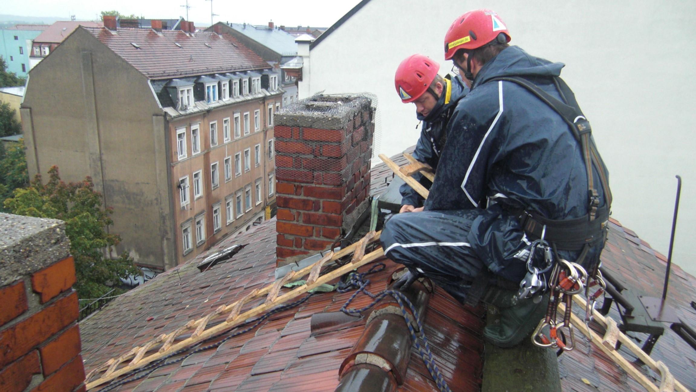 Dachsteiger, Industriekletterer