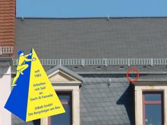 Dachschaden Dresden, Dachsteiger Dresden, Dachreparatur Dresden, Dachdecker Dresden, Dacharbeit ohne Gerüst Dresden, Dach reparieren Dresden, Dachrinnenreinigung Dresden, Dachkletterer Dresden, Bergsteiger Dresden, Industriekletterer Dresden, Freital, Radebeul