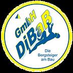Logo der DiBaB GmbH Dachnotdienst der Dachsteiger für Dacharbeiten ohne Gerüst