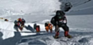 Mount Everest 8.848 m höchster Berg auf unserer Erde