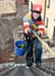 Dachrinnenreinigung Dresden I DiBaB GmbH
