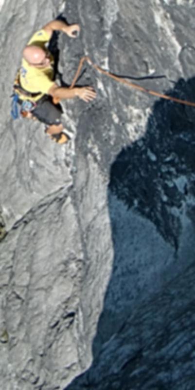 DiBaB - Bergsteiger klettern in der Sächsichen Schweiz