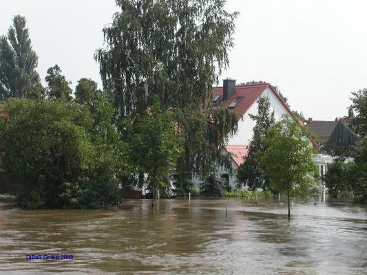 Flut Dresden 2002