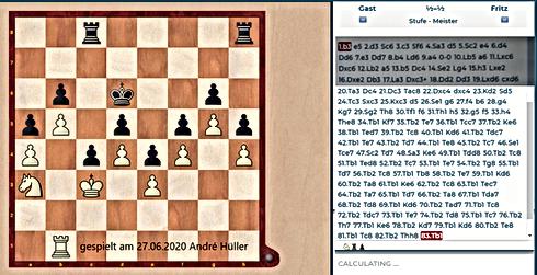 20200627 Remis gegen Fritz auf Meister-S