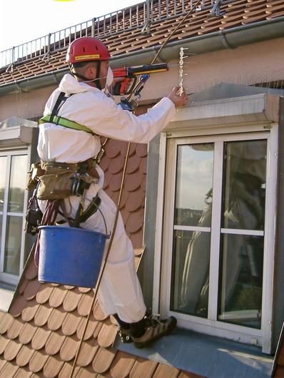 Dacharbeiten ohne Gerüst Dresden