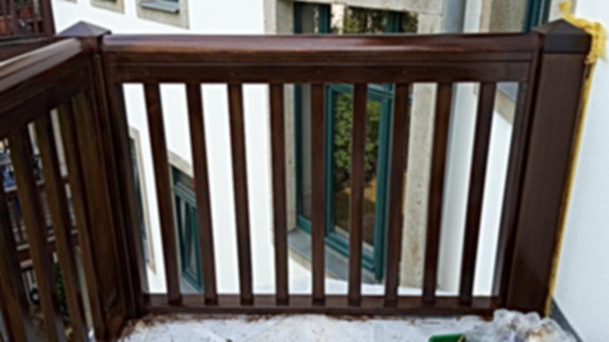 Balkonsanierung durch DiBaB GmbH Die Bergsteiger am Bau