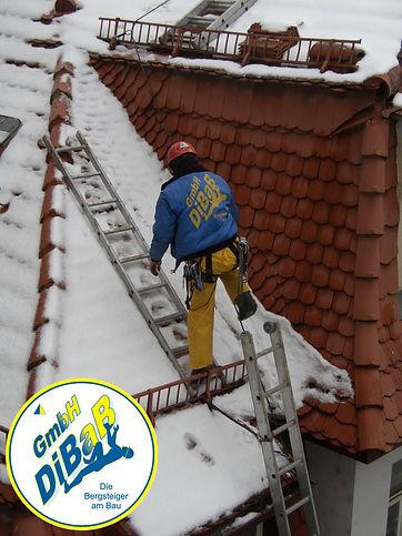 Dachdecker | Dresden | DiBaB GmbH Die Bergsteiger am Bau