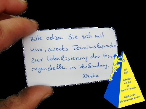 Dachsteiger   Dresden   DiBaB GmbH Die Bergsteiger am Bau