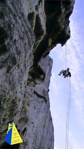 dah, felsklettern, 199, DiBaB, Dachrepar