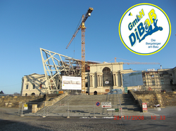 dah, Industriekletterer Dresden Freital